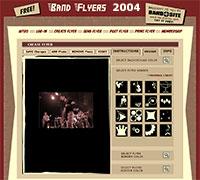 Band-Flyers circa 2004